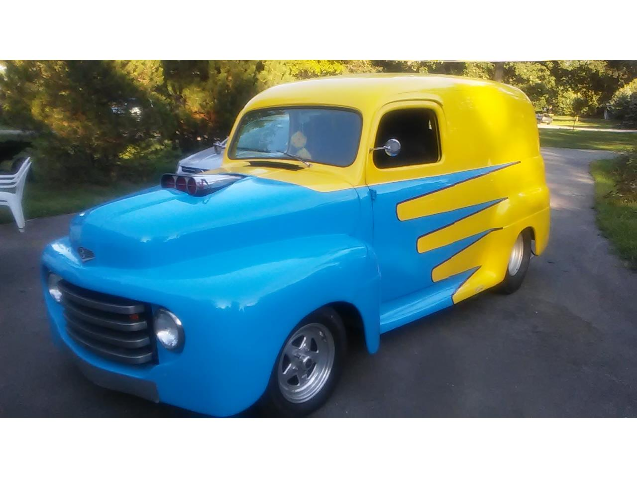 1948 Ford Panel Truck for sale in Northwoods, IL