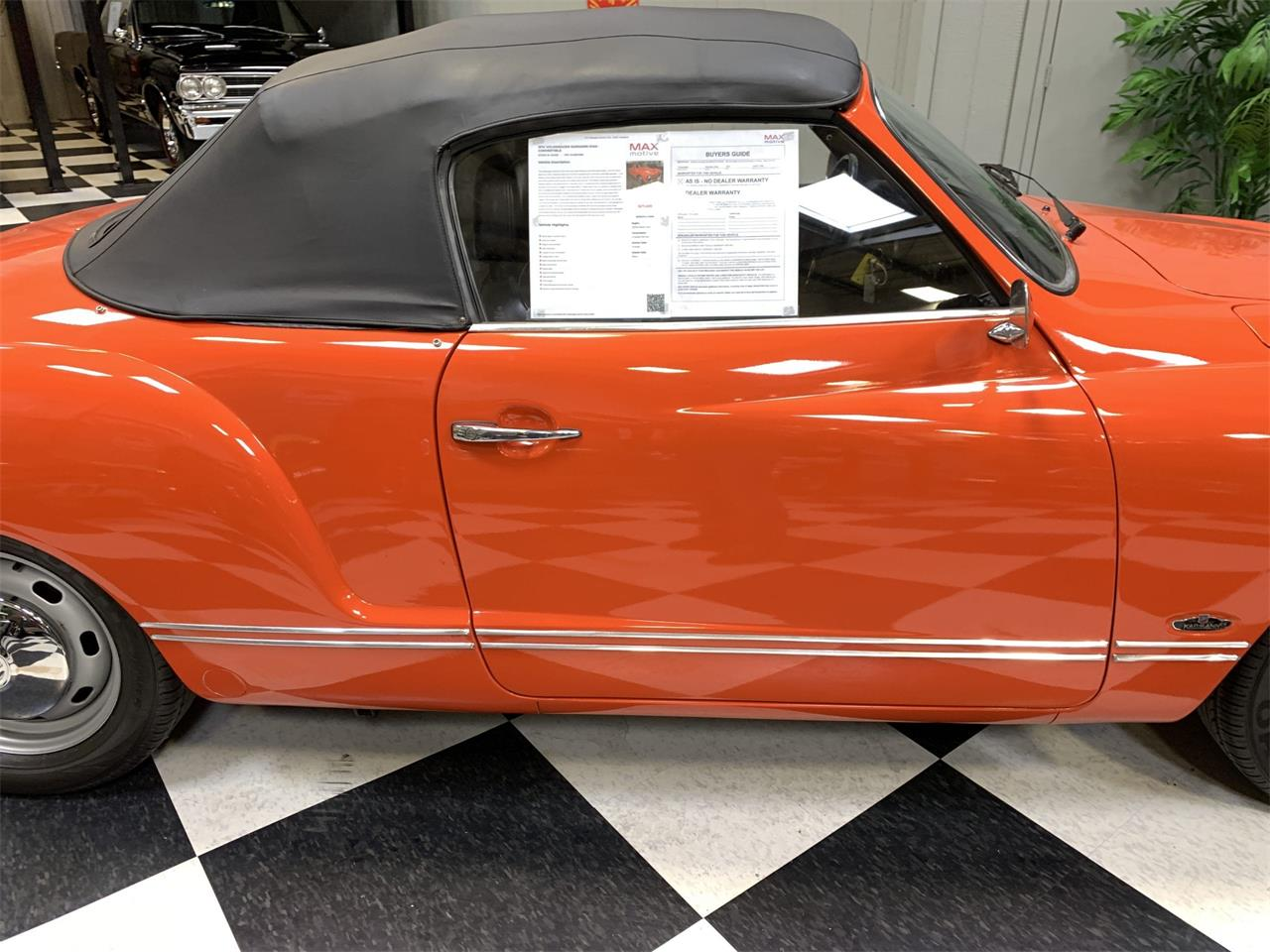 1974 Volkswagen Karmann Ghia for sale in Pittsburgh, PA – photo 14