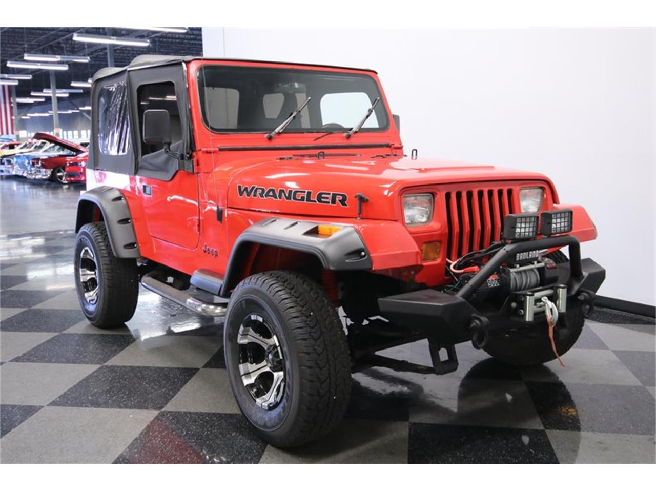1989 Jeep Wrangler for sale in Lutz, FL – photo 17