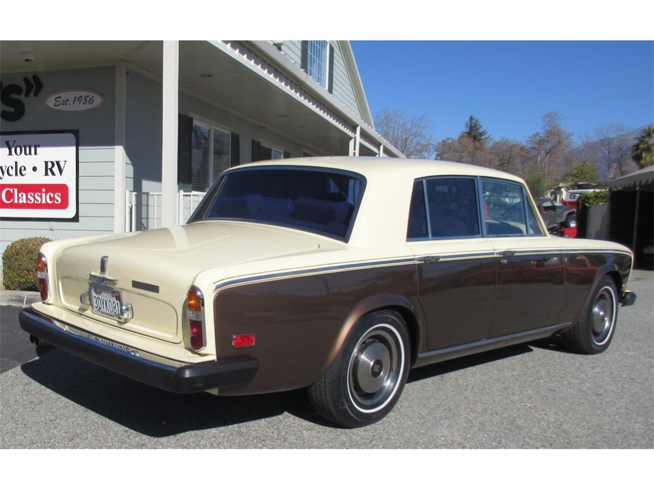 1978 Rolls-Royce Silver Cloud II for sale in Redlands, CA – photo 5