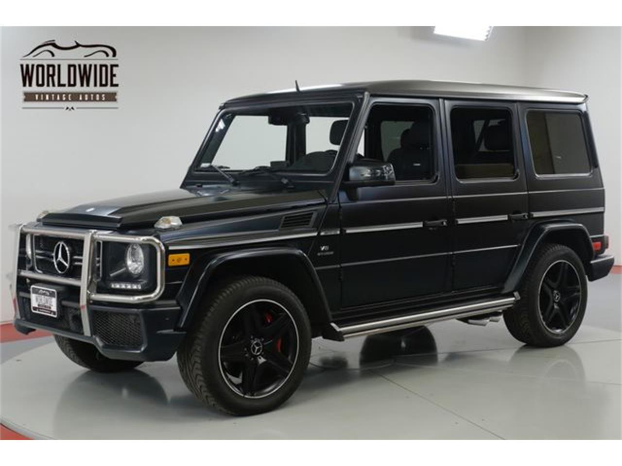 2014 Mercedes-Benz G63 for sale in Denver , CO – photo 4