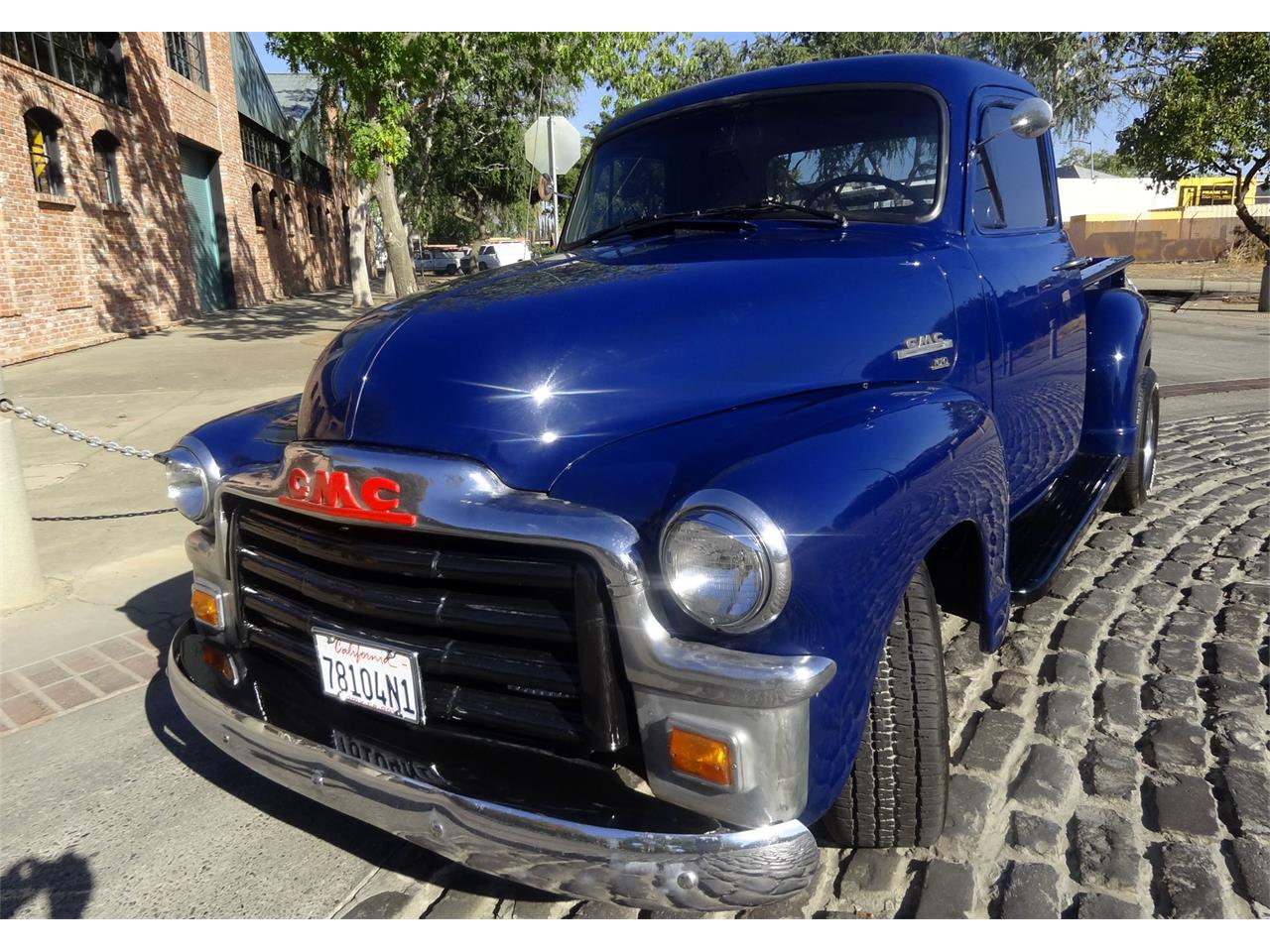 1954 GMC 100 for sale in Olivehurst, CA