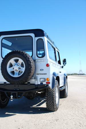 1990 Land Rover Defender 90 for sale in SAINT PETERSBURG, FL – photo 6