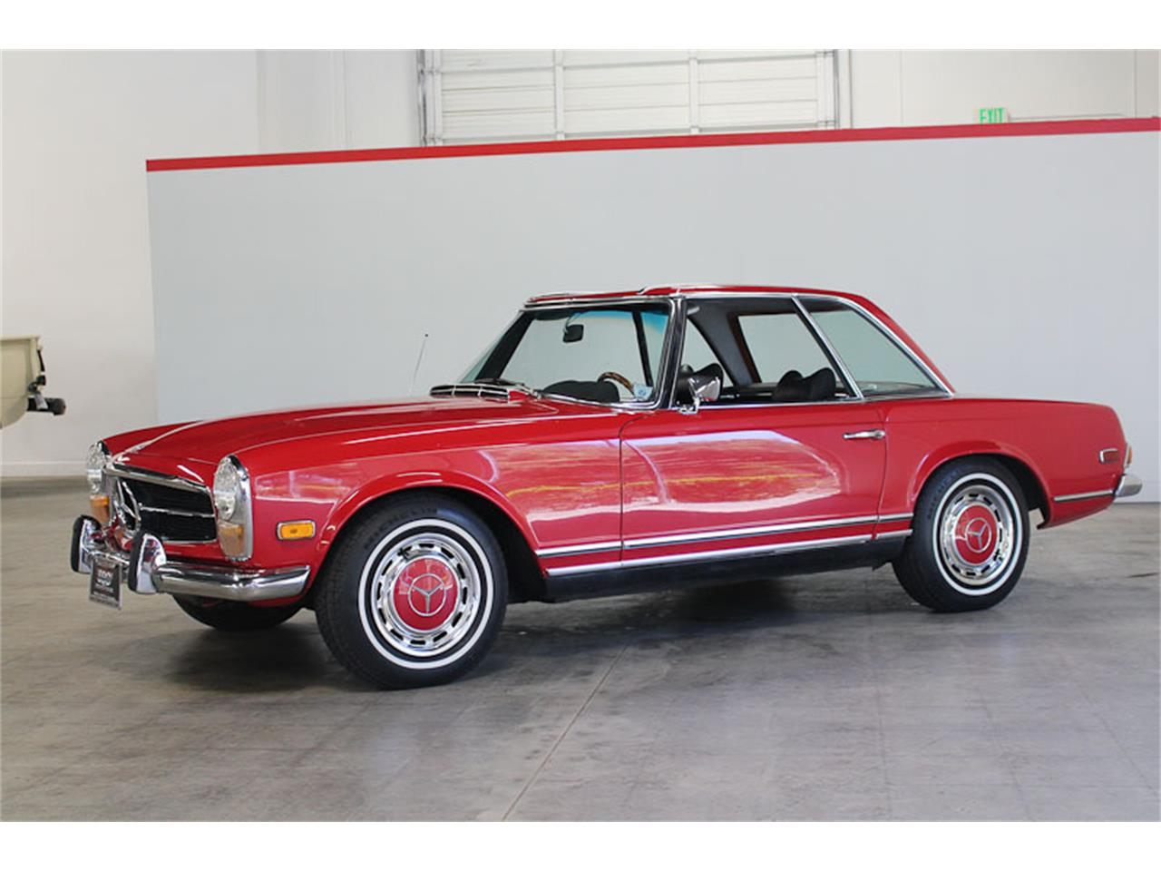 1970 Mercedes-Benz 280SL for sale in Fairfield, CA – photo 16