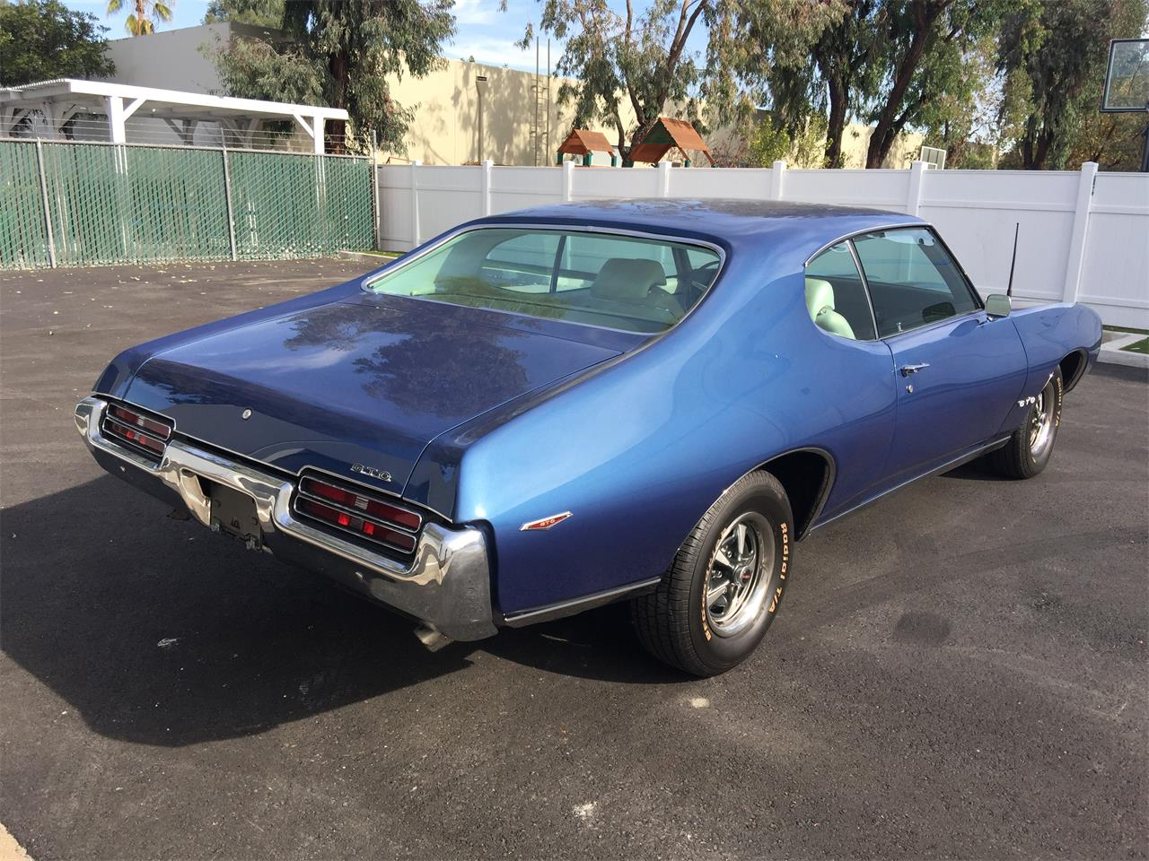 1969 Pontiac GTO for sale in Irvine, CA – photo 3