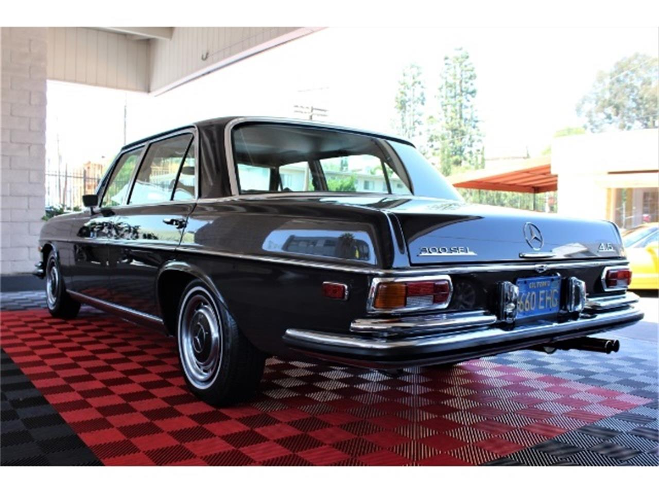 1972 Mercedes-Benz 300SEL for sale in Sherman Oaks, CA – photo 4