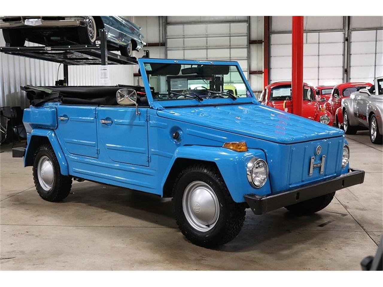1973 Volkswagen Thing for sale in Kentwood, MI – photo 7