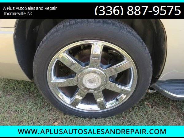 2009 Cadillac Escalade Base AWD 4dr SUV for sale in Thomasville, NC – photo 9