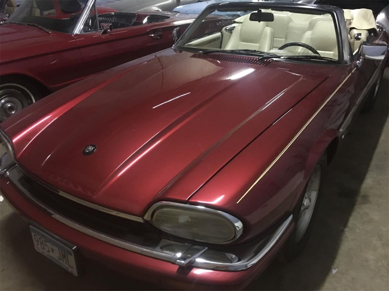 1995 Jaguar XJS for sale in Annandale, MN – photo 23