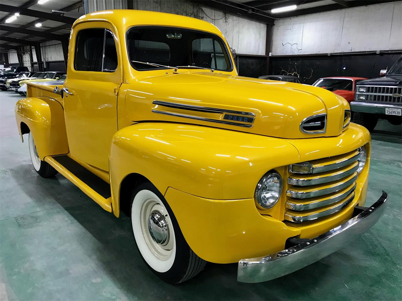 1949 Ford F1 for sale in Sherman, TX – photo 7
