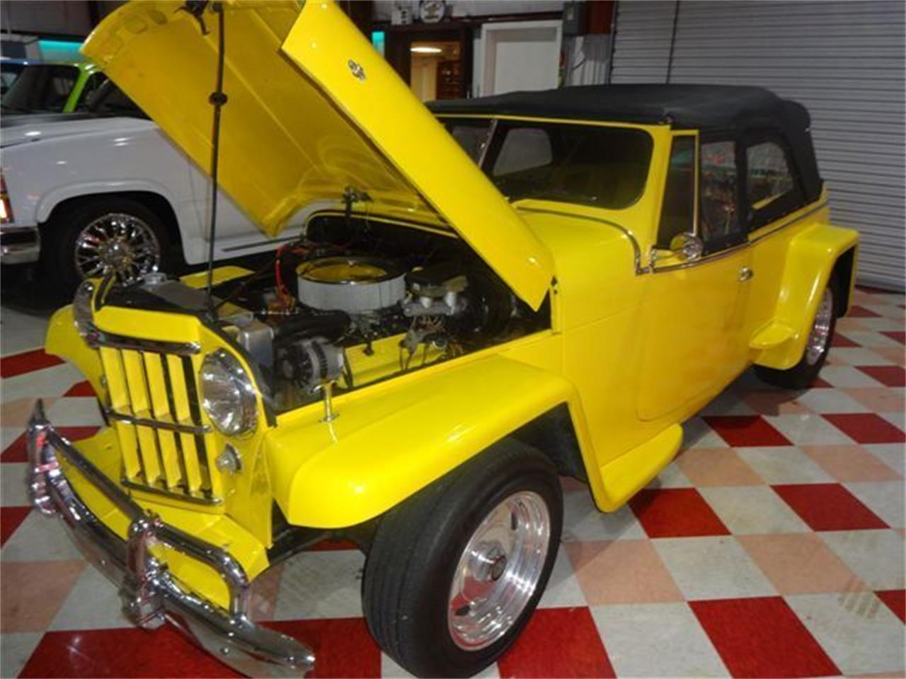 1948 Willys-Overland Jeepster for sale in Cadillac, MI – photo 2