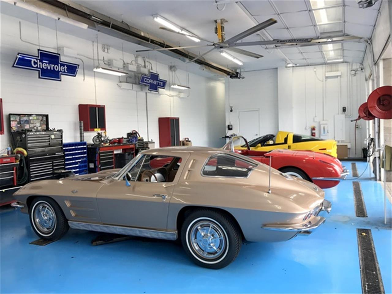 1963 Chevrolet Corvette for sale in Springfield, OH – photo 15