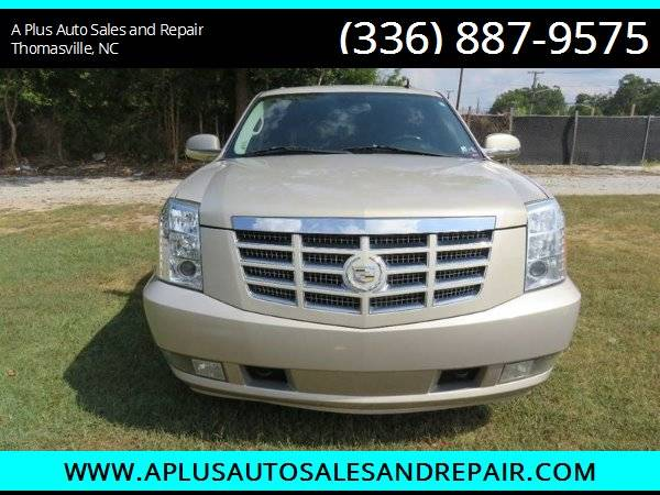 2009 Cadillac Escalade Base AWD 4dr SUV for sale in Thomasville, NC – photo 10