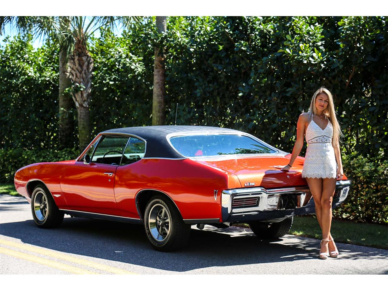 1968 Pontiac GTO for sale in Fort Myers, FL – photo 27