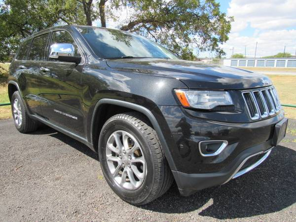 2014 Jeep Grand Cherokee Limited - Loaded, Warranty, Locally Owned for sale in Waco, TX – photo 4