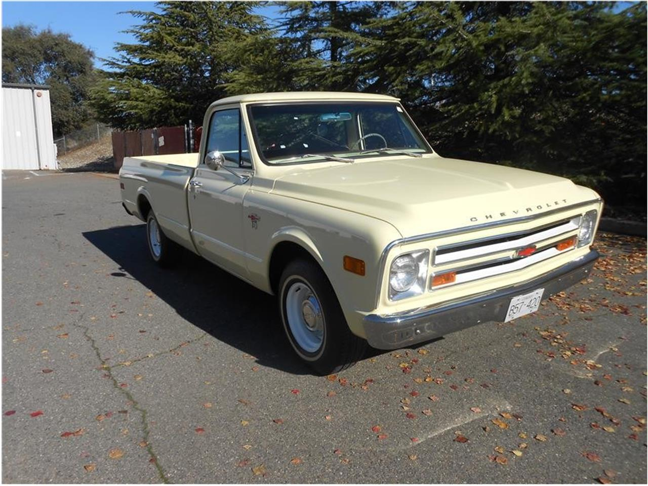 1968 Chevrolet C/K 10 for sale in Roseville, CA – photo 2