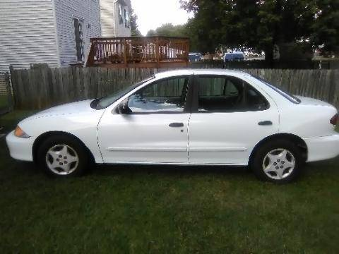 02 chevy cavalier for sale in brunswick wv classiccarsbay com 02 chevy cavalier for sale in brunswick