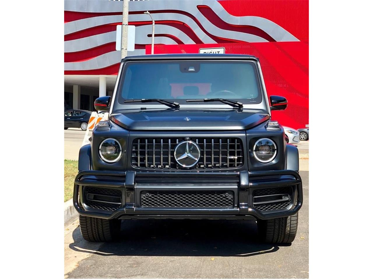 2019 Mercedes-Benz G63 for sale in Los Angeles, CA – photo 3
