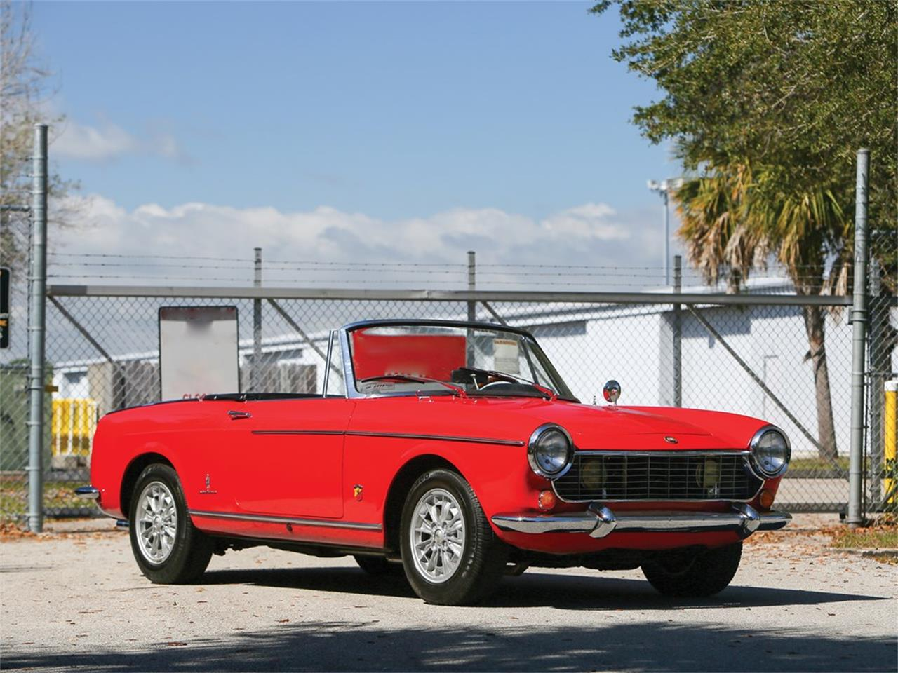 1965 Fiat Abarth 1500 for sale in Fort Lauderdale, FL
