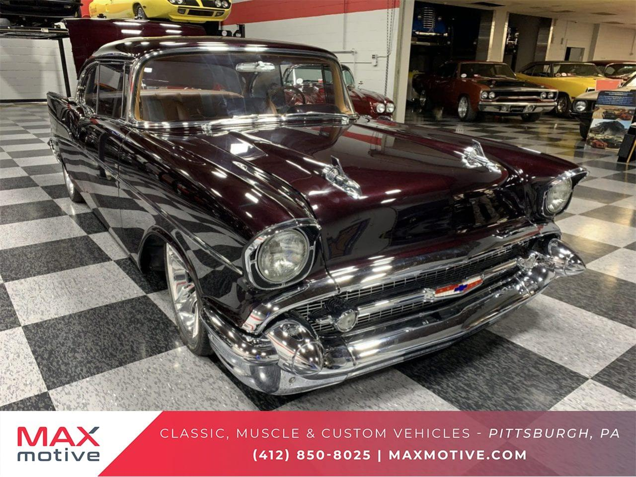 1957 Chevrolet Bel Air for sale in Pittsburgh, PA