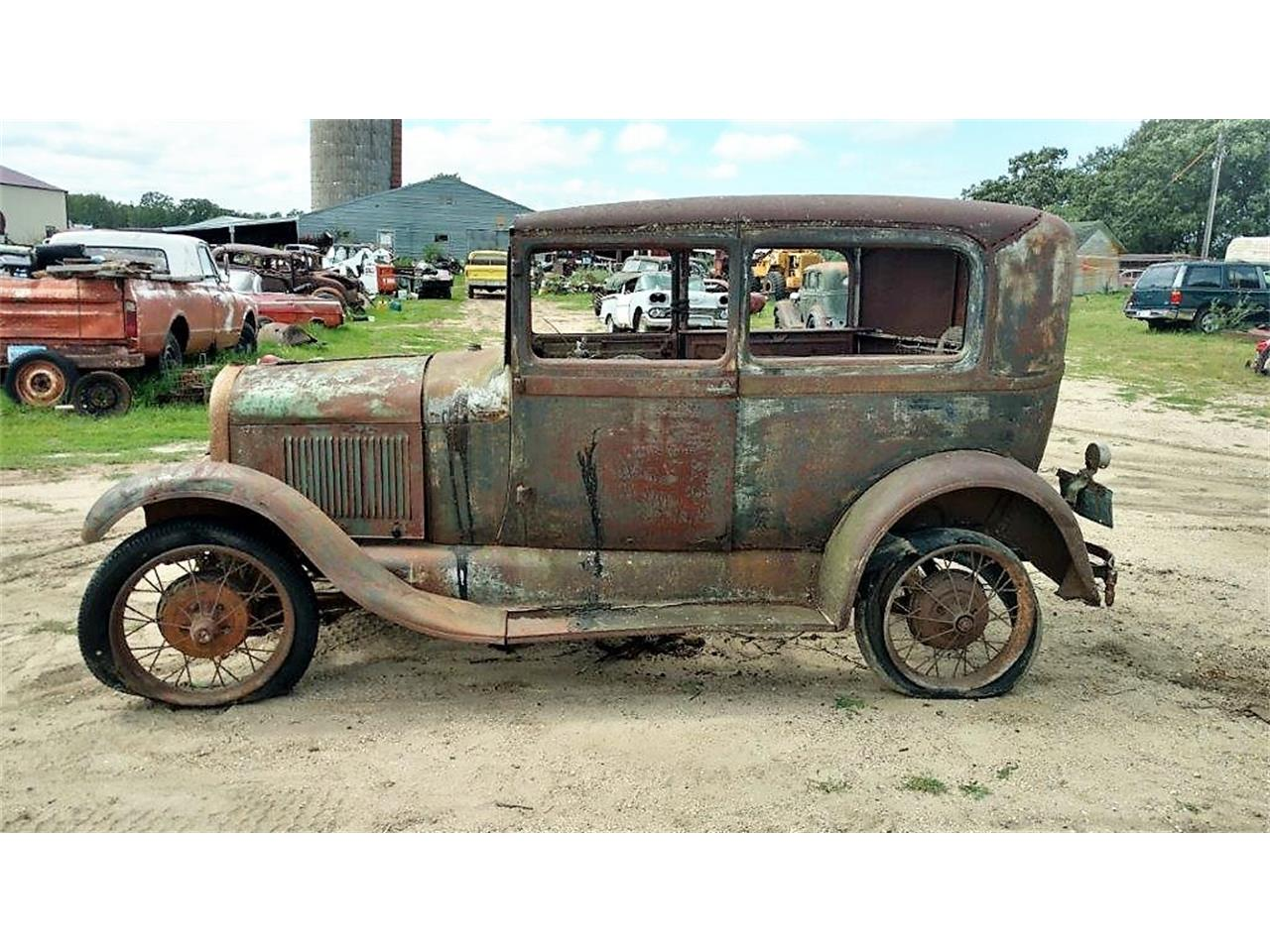 1928 Ford Model A For Sale In Parkers Prairie Mn Classiccarsbay Com