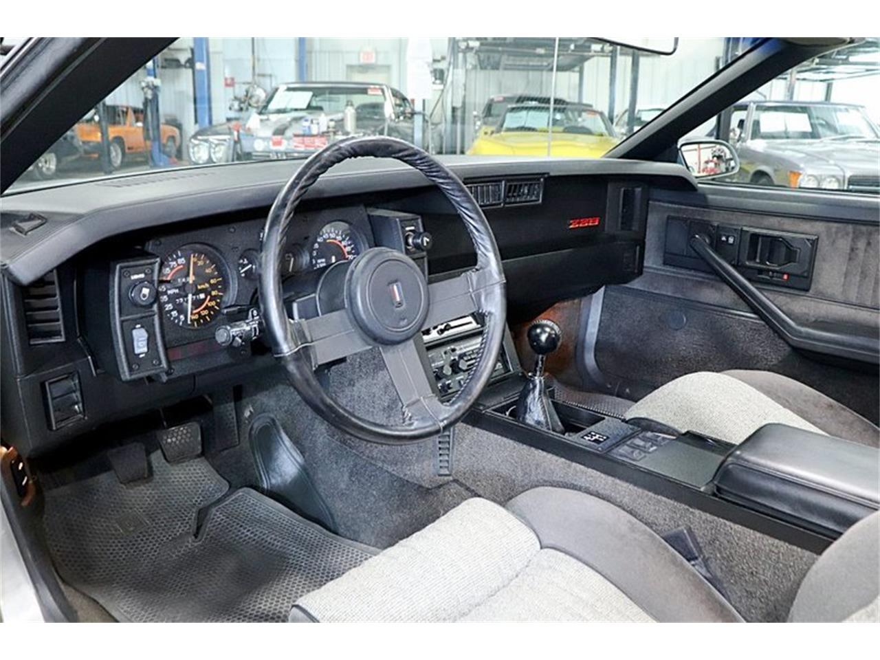1982 Chevrolet Camaro for sale in Kentwood, MI – photo 25