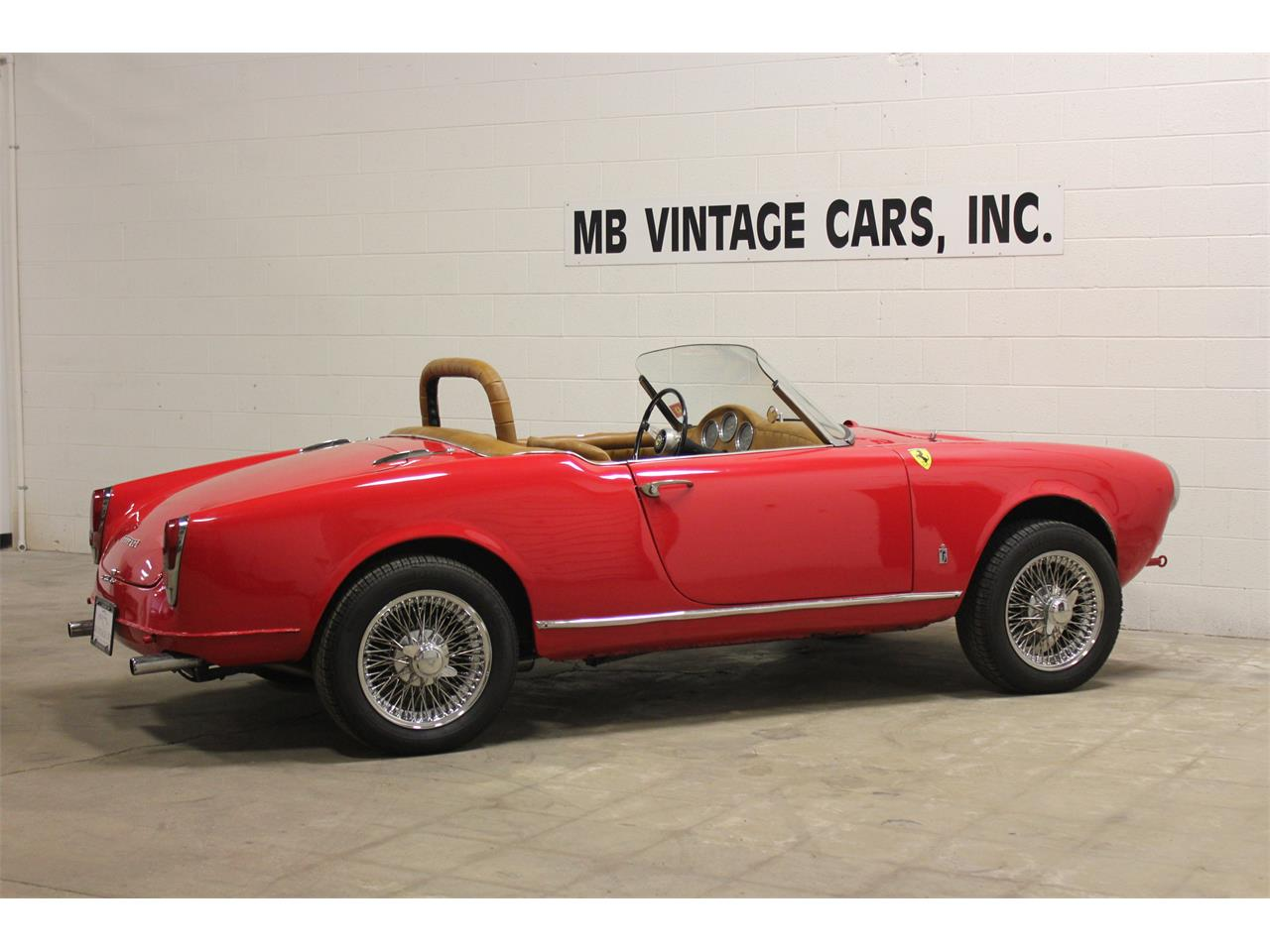 1966 Alfa Romeo Giulietta Spider for sale in Cleveland, OH – photo 11