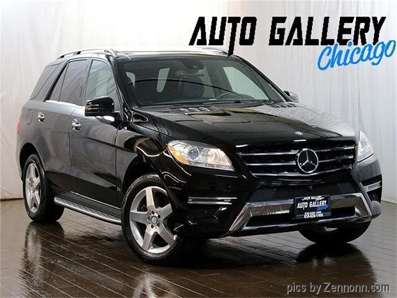 2014 Mercedes-Benz ML350 for sale in Addison, IL
