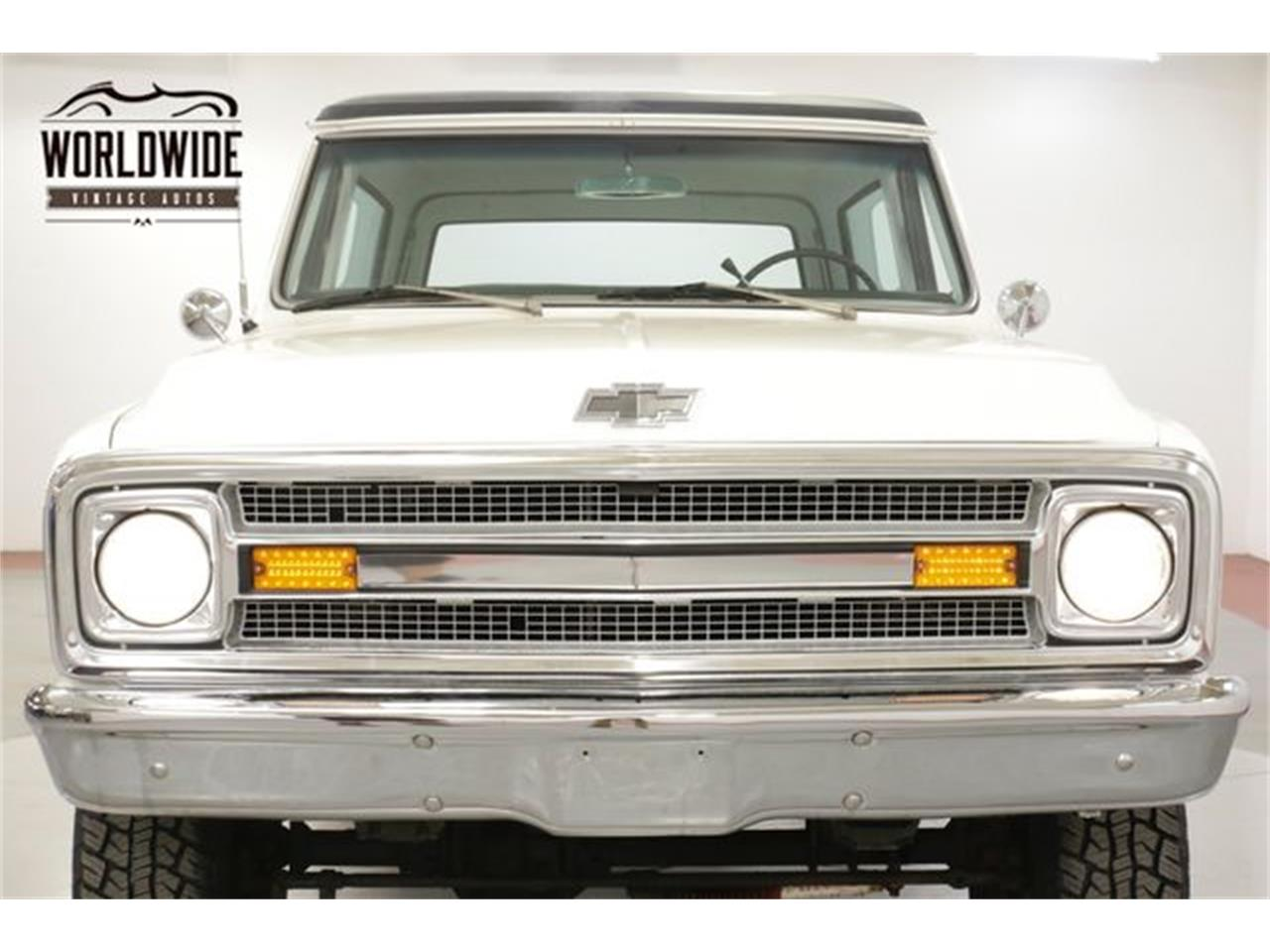 1969 Chevrolet Blazer for sale in Denver , CO – photo 57