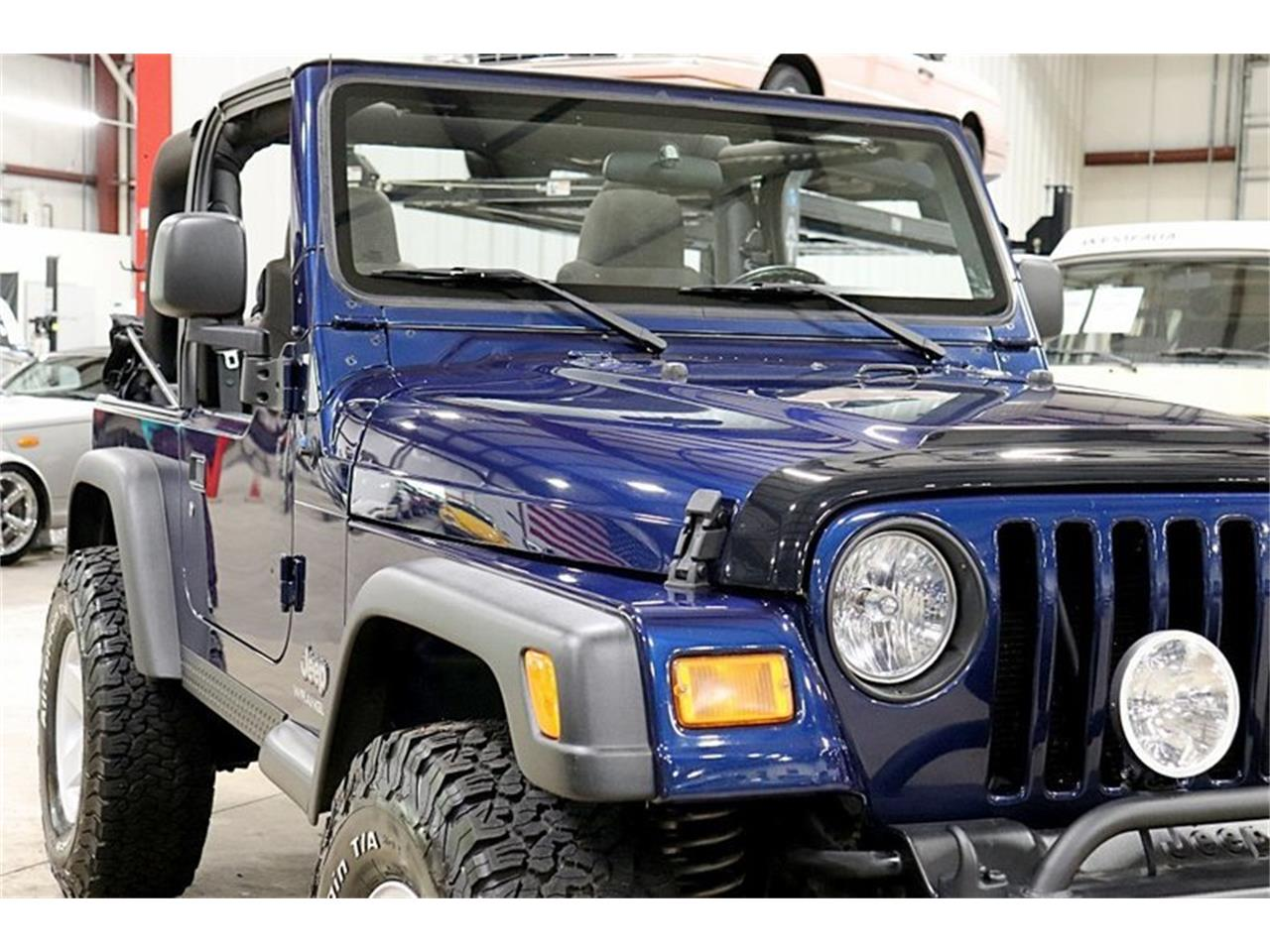 2005 Jeep Wrangler for sale in Kentwood, MI – photo 43