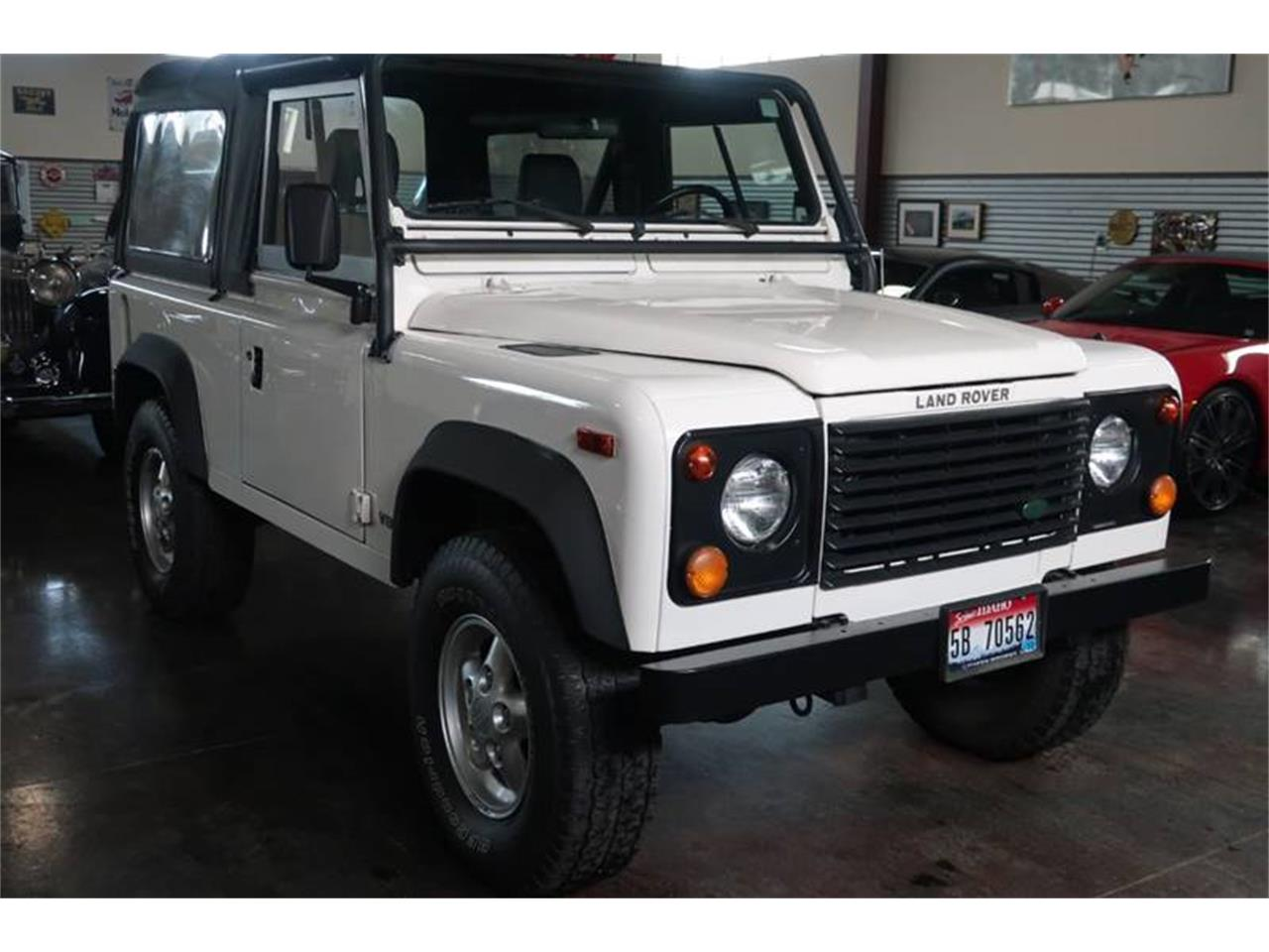 1995 Land Rover Defender for sale in Hailey, ID – photo 10