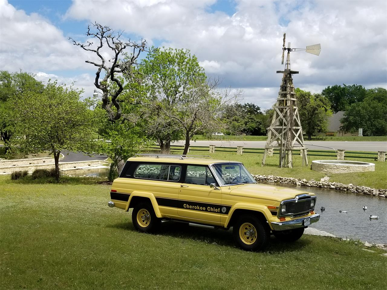 1979 Jeep Cherokee Chief for sale in Kerrville, TX – photo 33