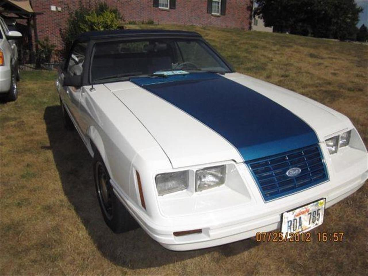 1983 Ford Mustang for sale in Shenandoah, IA – photo 5