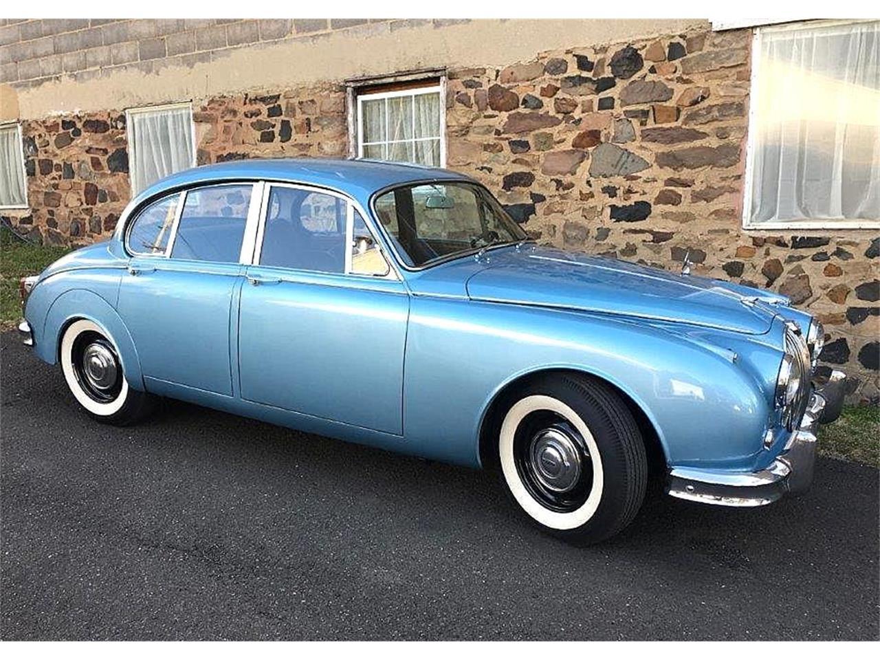 1963 Jaguar Mark II for sale in Stratford, NJ ...