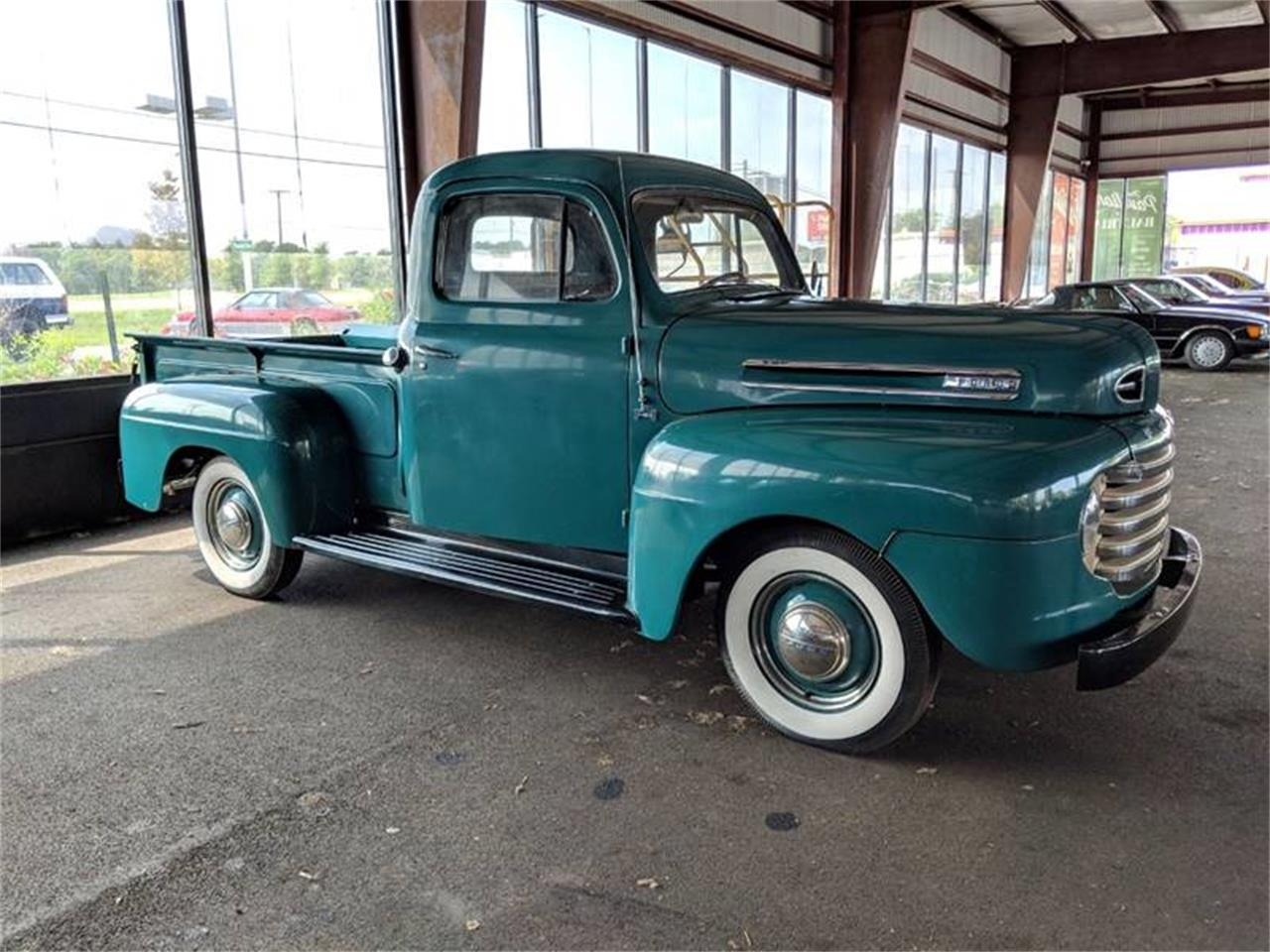 1950 Ford F1 for sale in St. Charles, IL