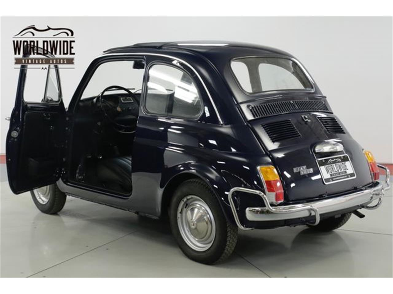 1971 Fiat 500L for sale in Denver , CO – photo 28