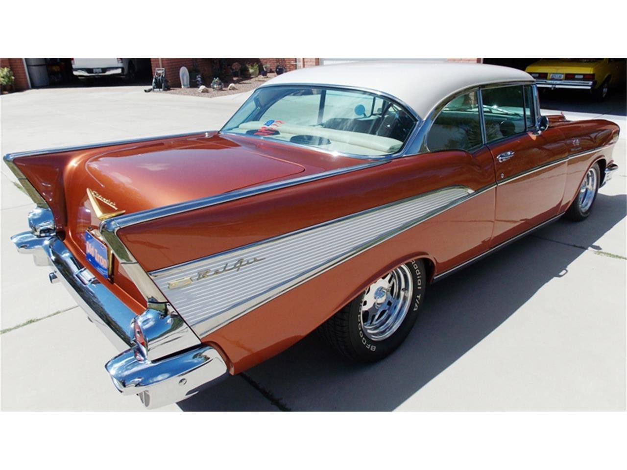1957 Chevrolet Bel Air for sale in Tucson, AZ – photo 42