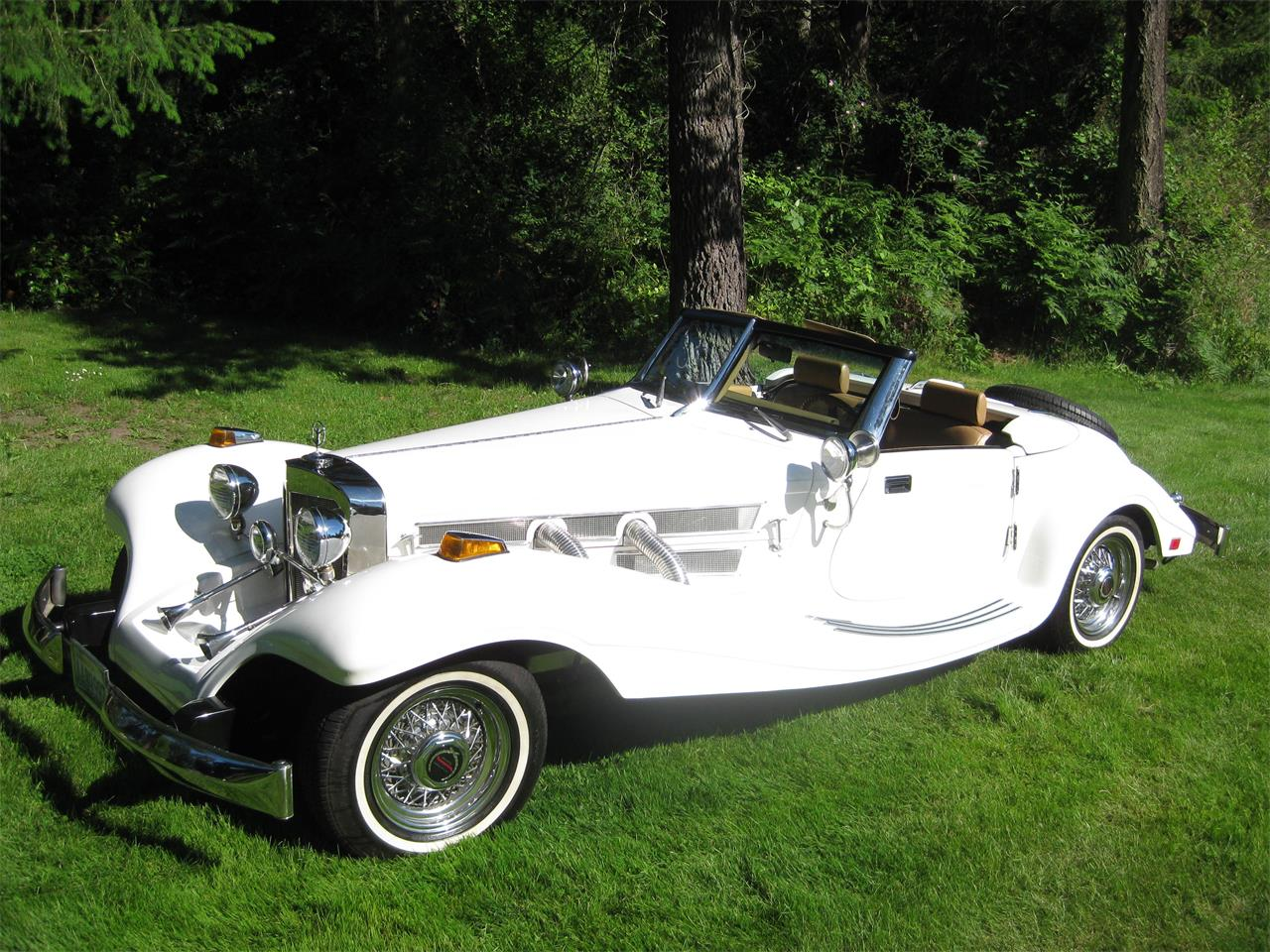 1934 Mercedes-Benz 500K for sale in FRIDAY HARBOR, WA
