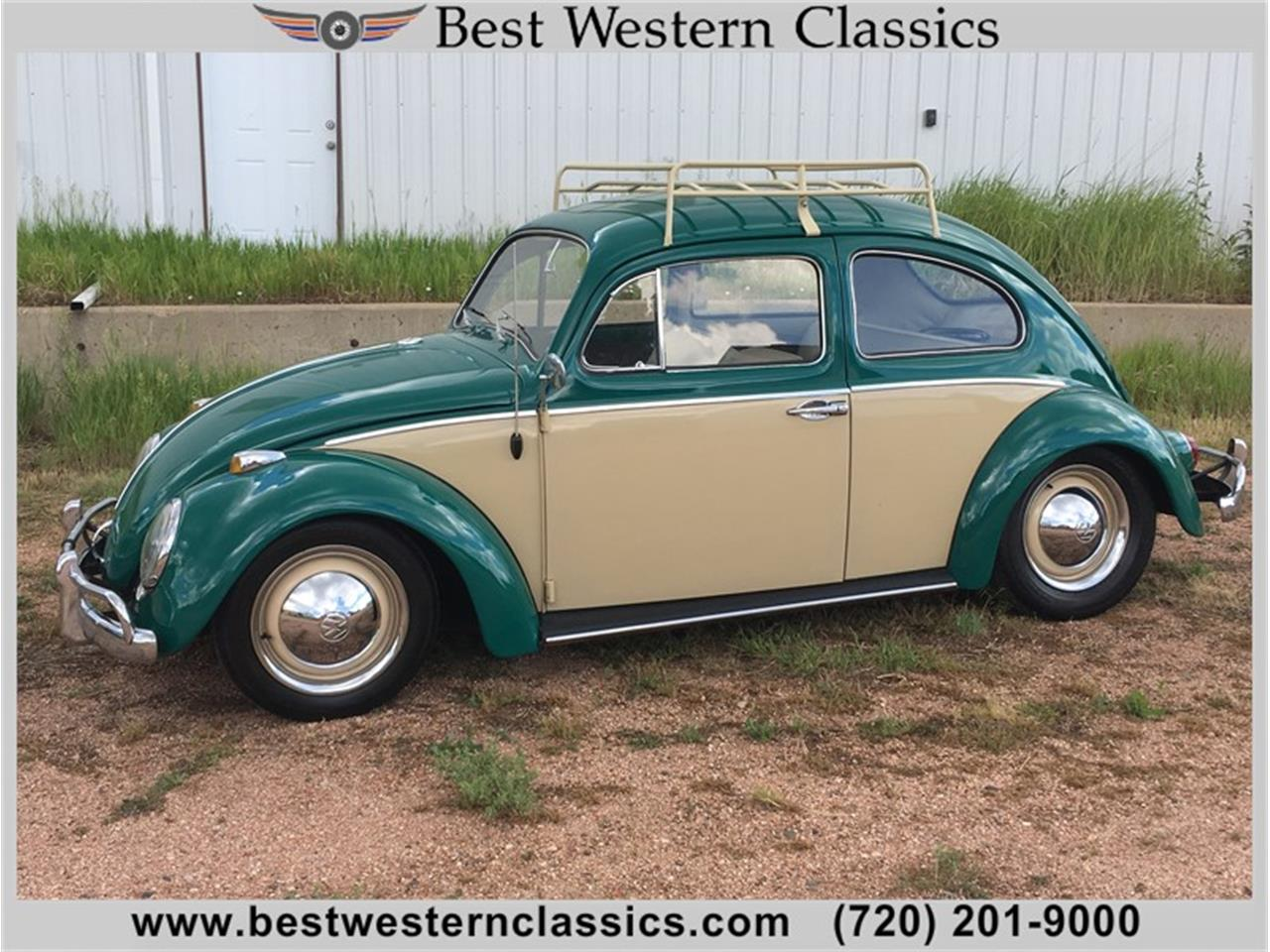 1964 Volkswagen Beetle for sale in Franktown, CO – photo 2