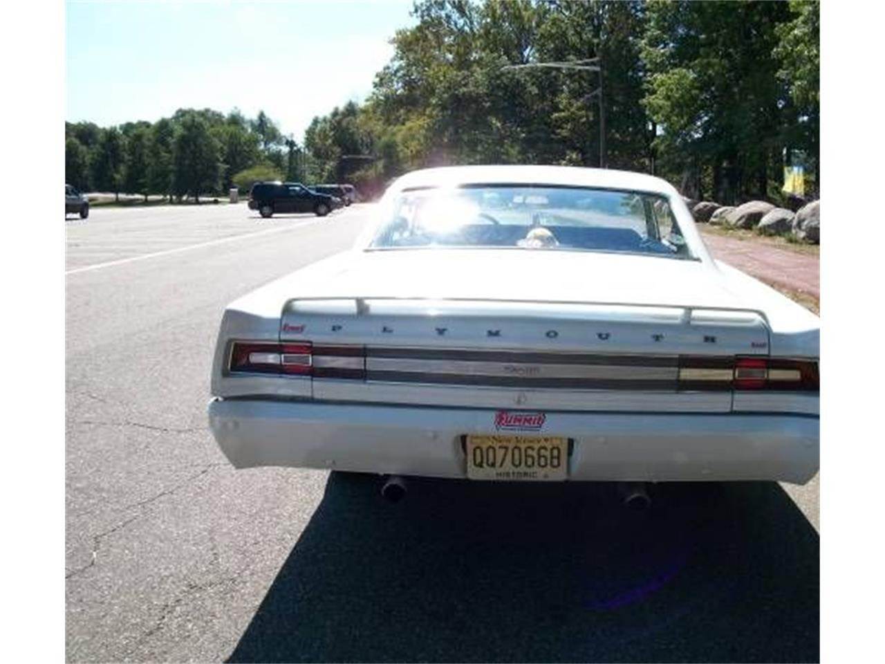 1968 Plymouth Fury III for sale in Cadillac, MI – photo 2