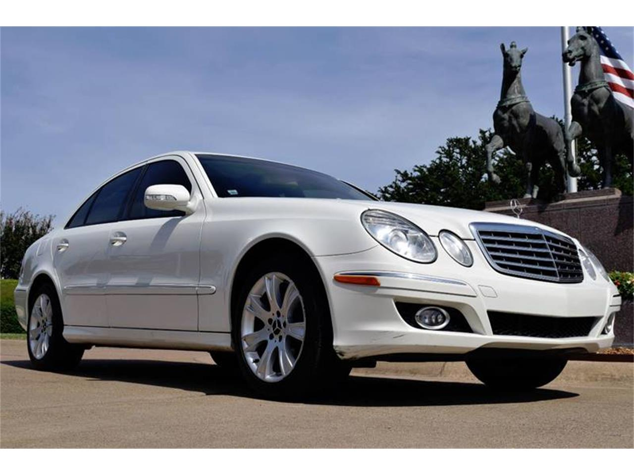 2009 Mercedes-Benz E-Class for sale in Fort Worth, TX