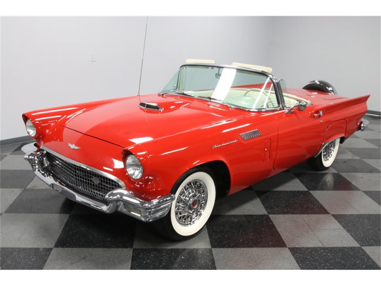 1957 Ford Thunderbird for sale in Concord, NC – photo 24
