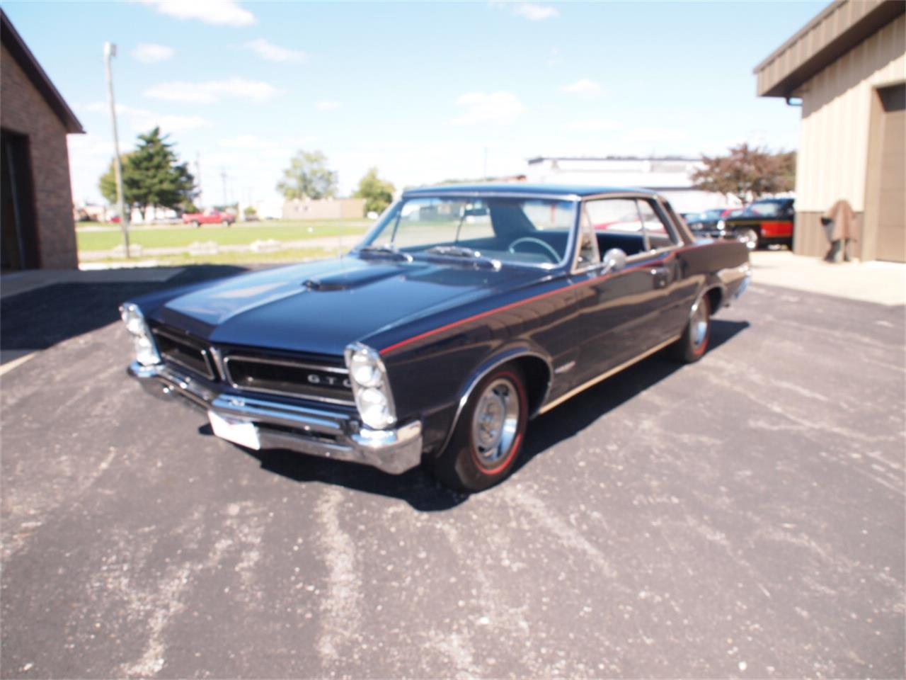 1965 Pontiac GTO for sale in North Canton, OH – photo 2