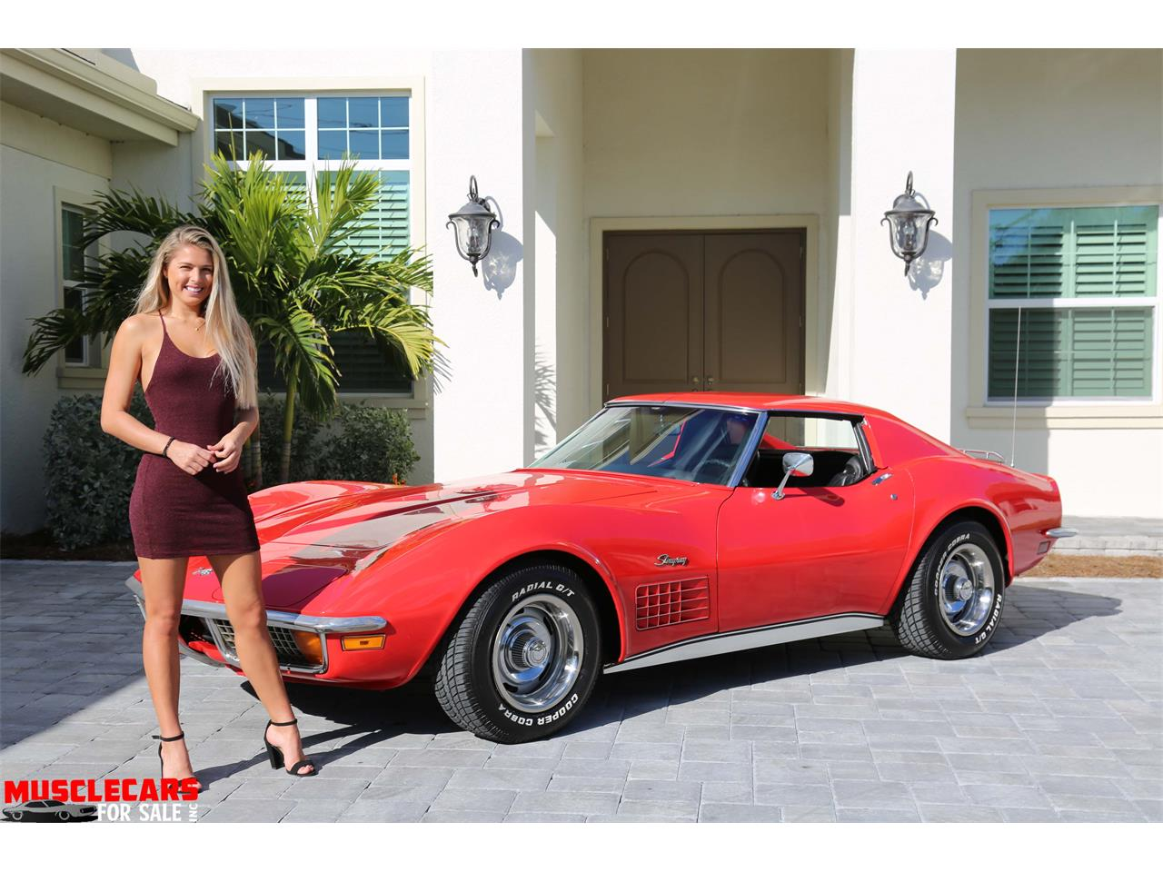 1972 Chevrolet Corvette for sale in Fort Myers, FL – photo 21
