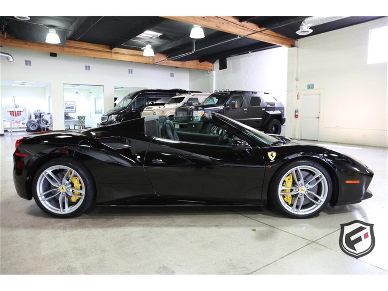 2017 Ferrari 488 for sale in Chatsworth, CA – photo 3