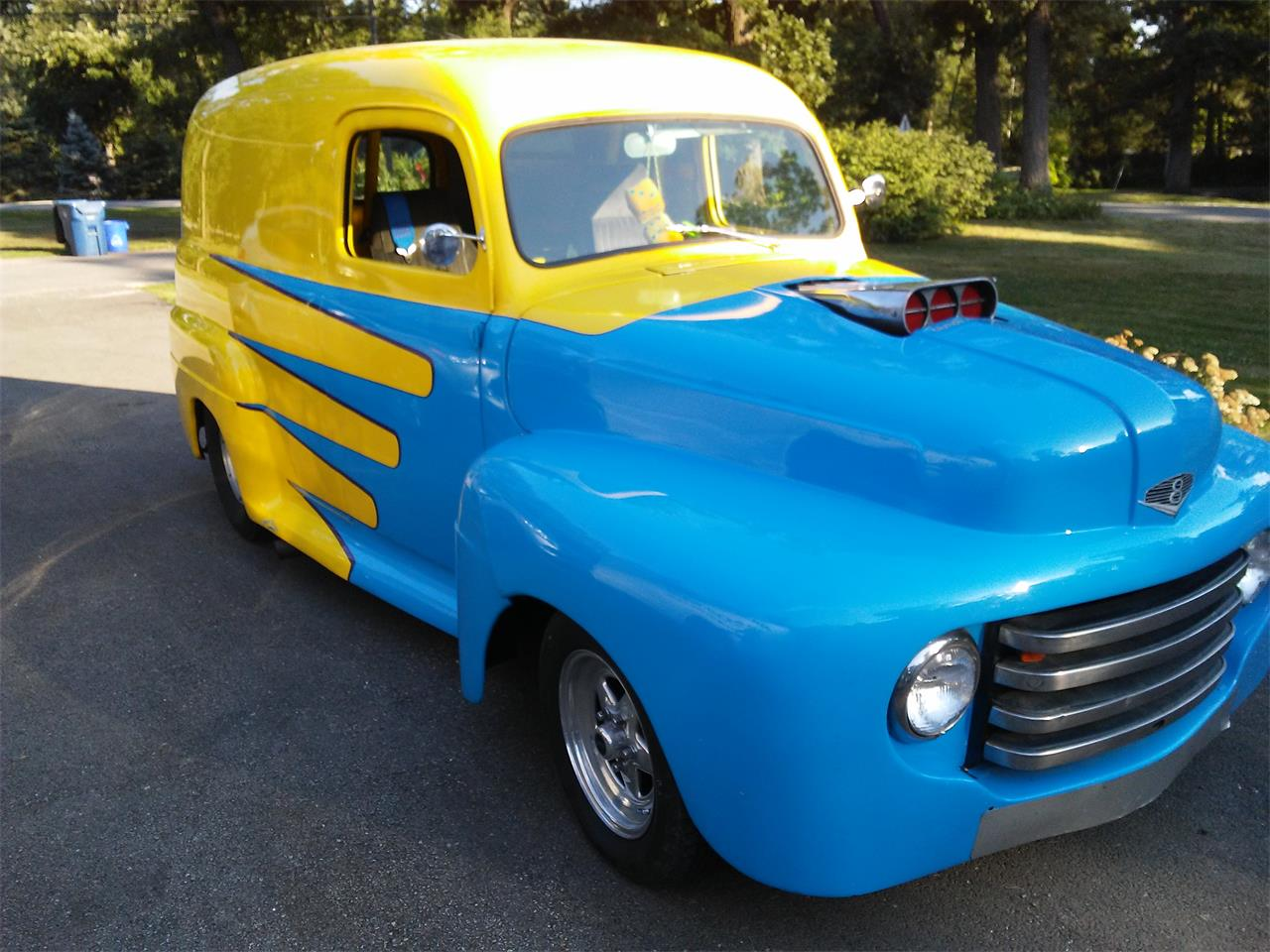 1948 Ford Panel Truck for sale in Northwoods, IL – photo 2