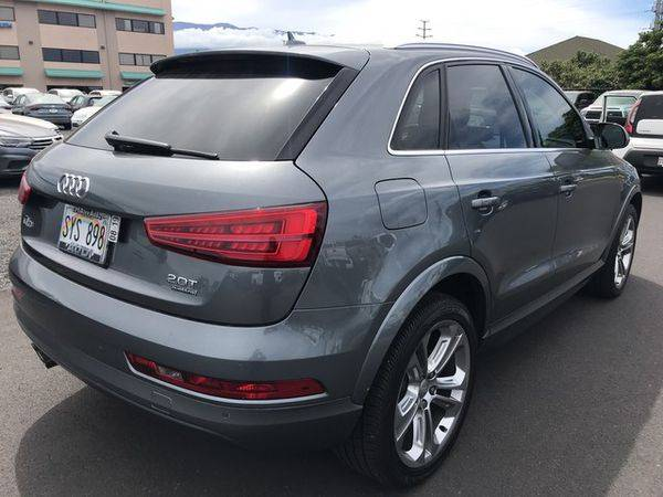 2017 Audi Q3 Premium Plus BAD CREDIT OK !! for sale in Kihei, HI – photo 5