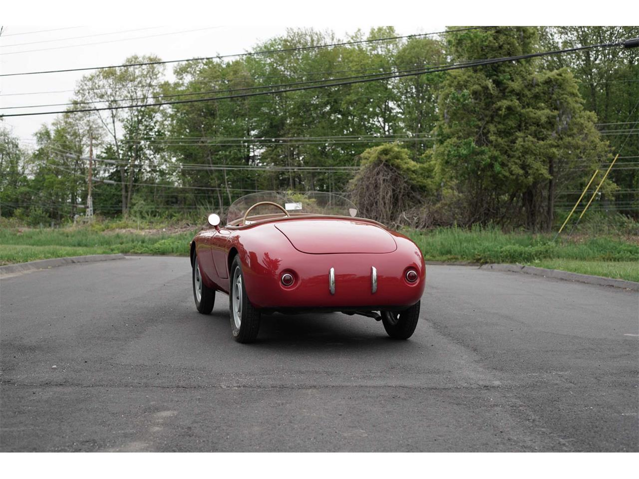 1951 Fiat Stanga Barchetta for sale in Westport, CT – photo 5