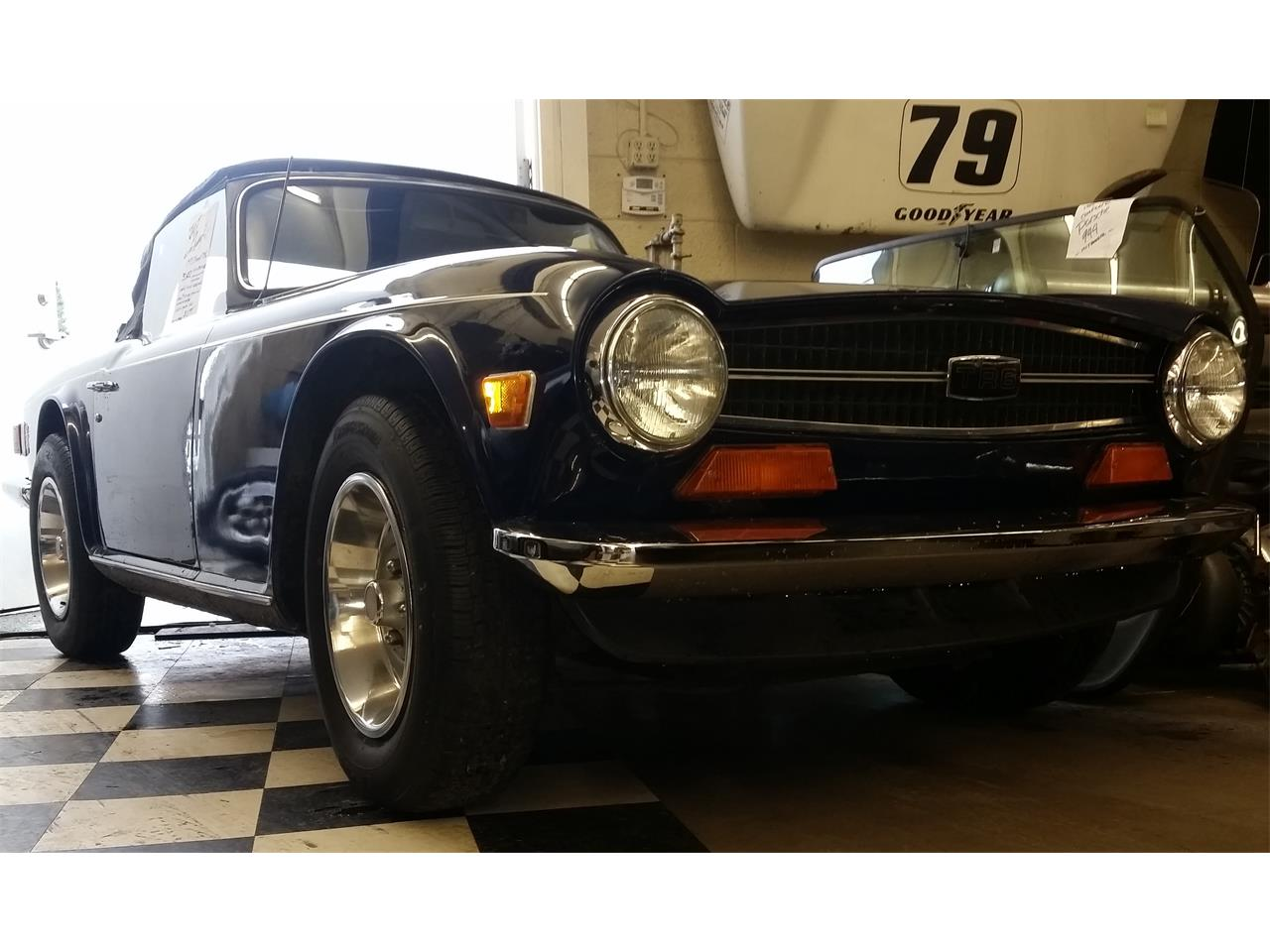 1973 Triumph TR6 for sale in Carnation, WA – photo 17
