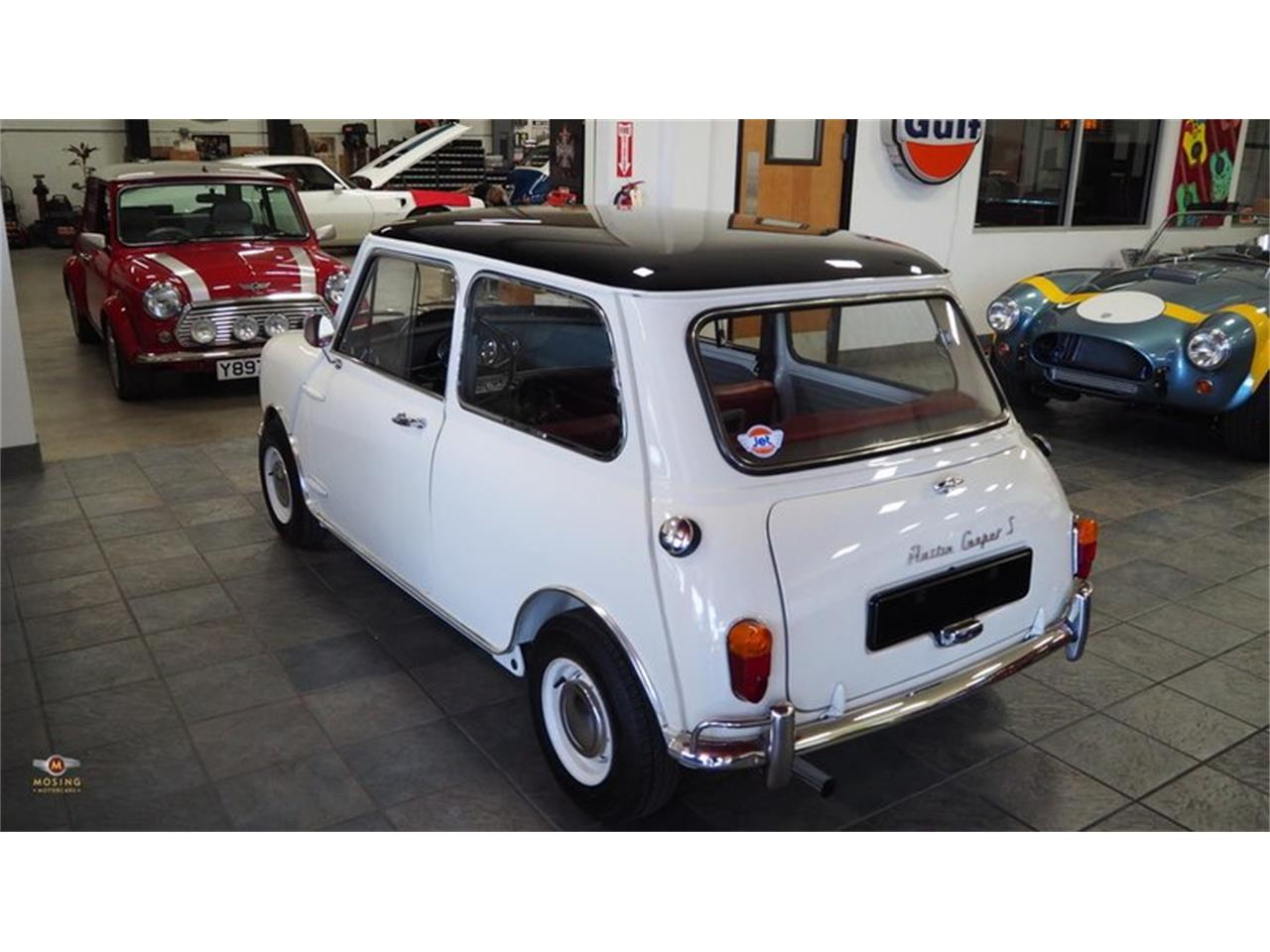 1967 Austin Mini Cooper S for sale in Austin, TX – photo 9